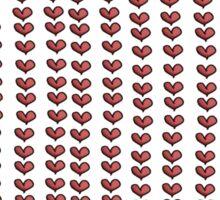 365 Days of Love Shirt Sticker