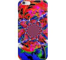 Twisted Graffiti # 7 iPhone Case/Skin