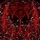 Dimentional Hearts by Beatriz  Cruz
