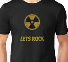 Duke Nukem - Lets Rock Unisex T-Shirt