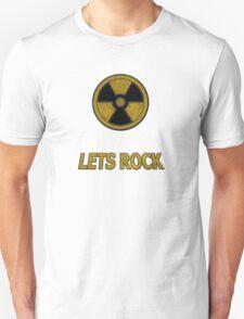 Duke Nukem - Lets Rock Unisex T-Shirt