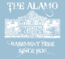 The Alamo Basement Kids Tee