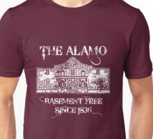 The Alamo Basement Unisex T-Shirt