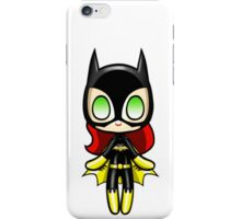 Batgirl Plush iPhone Case/Skin