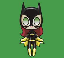 Batgirl Plush Kids Tee