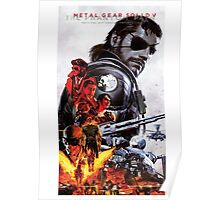 mgsv_phantom pain Poster