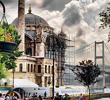 Istambul Mosque by Mariano57