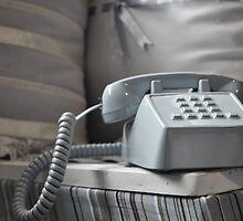 A Blue Phonecall by TiffanieH