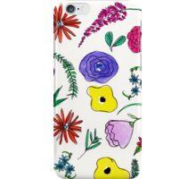 Bright Flowers iPhone Case/Skin