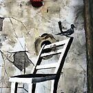 The chair by luckylarue