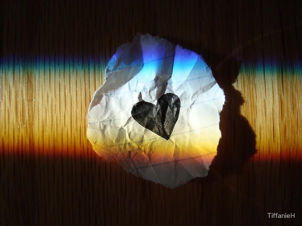 Rainbow Heart by TiffanieH
