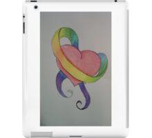 joy in love iPad Case/Skin