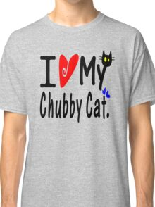 Chubby Cat Classic T-Shirt