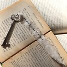A bookworm's love note by Olivia Moore