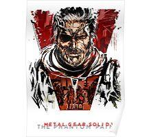mgsv_metal gear Poster