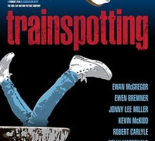 Trainspotting - Movie Poster by 547Design