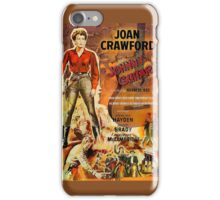 How many men have you forgotten? iPhone Case/Skin