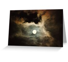 Howl at the Moon Greeting Card