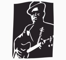 Lightnin Hopkins by 53V3NH