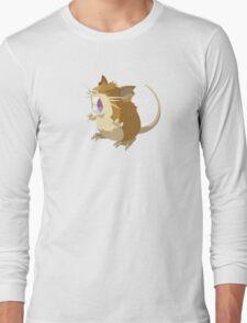 Raticate Long Sleeve T-Shirt