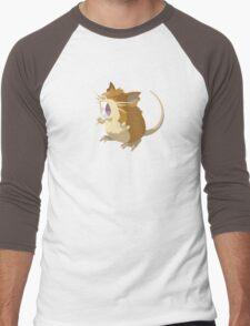 Raticate Men's Baseball ¾ T-Shirt