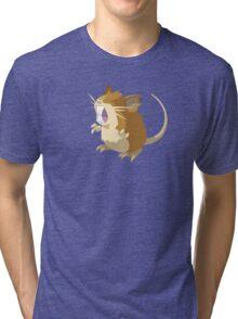 Raticate Tri-blend T-Shirt