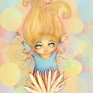 flower fairy by Karin  Taylor