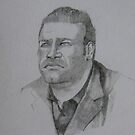 Joseph Calleja Sketch by Ray-d
