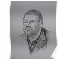 Joseph Calleja Sketch Poster