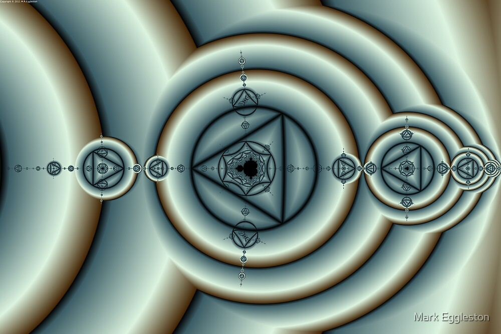 Circles and Triangles by Mark Eggleston