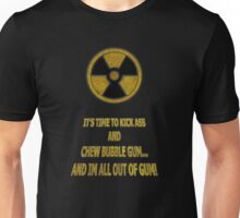 Duke Nukem - Chew Bubble Gum Unisex T-Shirt