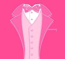 Tuxedo Pink by adamcampen