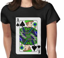 JackSepticEye - Jack of Spades Womens Fitted T-Shirt