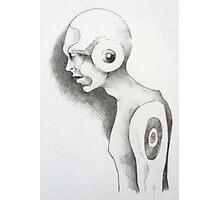 robot man Photographic Print