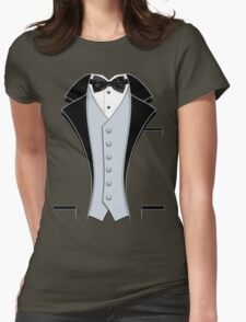 Tuxedo Classic Womens Fitted T-Shirt