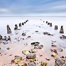 Llandulas Jetty by maxblack