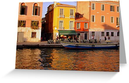Colorful Venice by bubblehex08