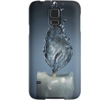 Flame Water Samsung Galaxy Case/Skin