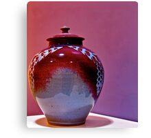 Jar delight Canvas Print
