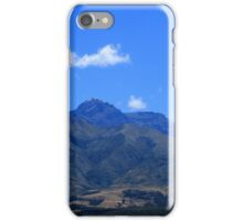 Volcano and Clouds iPhone Case/Skin