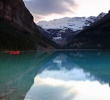 Lake Louise, Banff National Park by Cameron B