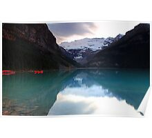 Lake Louise, Banff National Park Poster