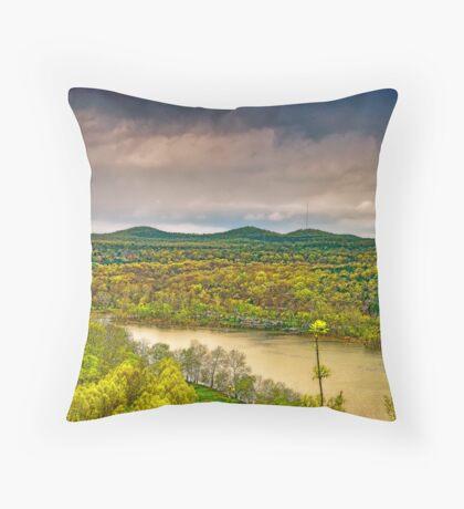 Branson Area Scenic Throw Pillow