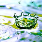 Drop 29 - Water Photography by Sabine Jacobs