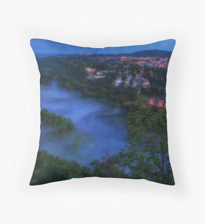 Another Morning Throw Pillow