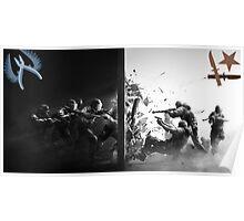 CS:GO Poster Poster