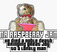 Mr Raspberry Jam by EL-SKiN