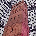 Shot Tower (Melbourne Central) by Barbara  Glover