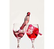 Cheers Photographic Print