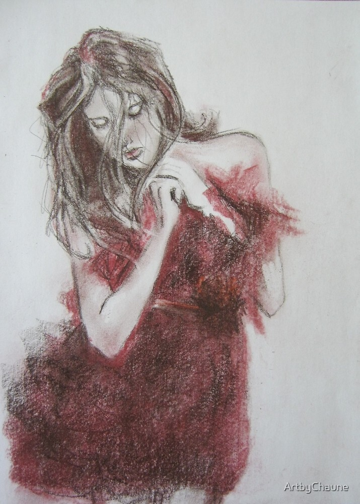 Evening wear by ArtbyChaune